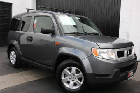 2010 Honda Element EX for sale at Auto Republic Orange in Orange CA