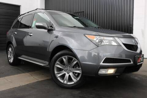 2012 Acura MDX SH-AWD w/Advance w/RES for sale at Auto Republic Orange in Orange CA