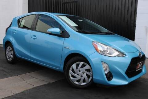 2015 Toyota Prius c Two for sale at Auto Republic Orange in Orange CA