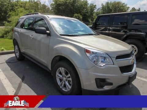 2014 Chevrolet Equinox LS for sale at EAGLE BUICK PONTIAC GMC  INC in Homosassa FL