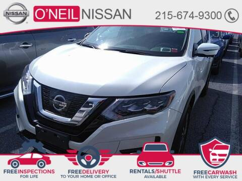 2017 Nissan Rogue for sale at O'NEIL NISSAN in Warminster PA