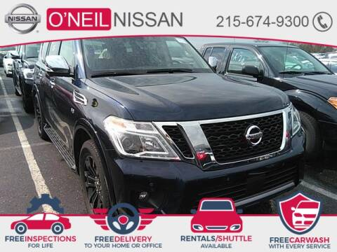 2019 Nissan Armada Platinum for sale at O'NEIL NISSAN in Warminster PA