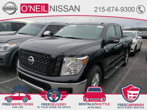 2019 Nissan Titan SV for sale at O'NEIL NISSAN in Warminster PA
