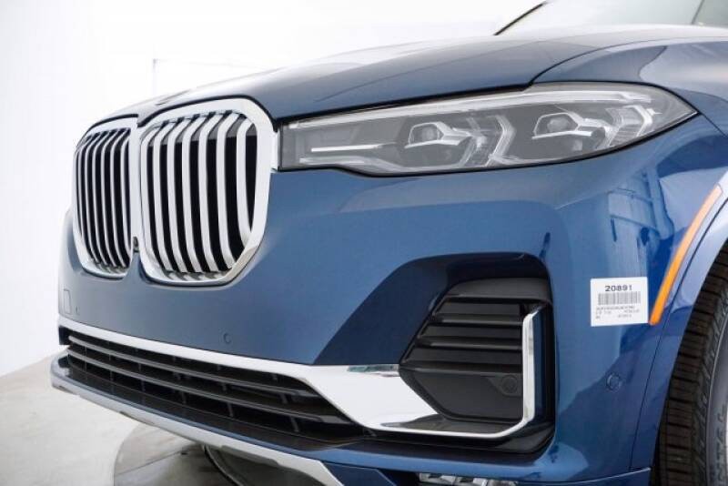 2020 BMW X7 xDrive40i (image 45)