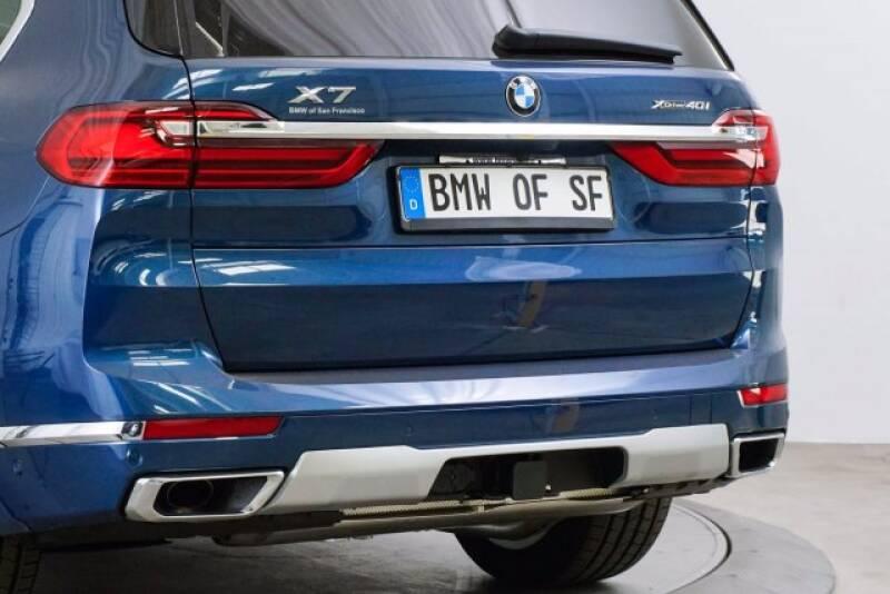 2020 BMW X7 xDrive40i (image 51)