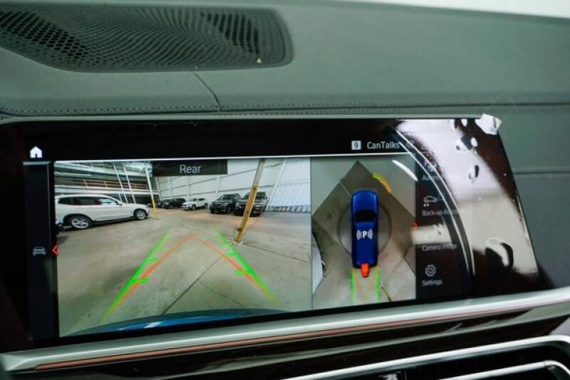 2020 BMW X7 xDrive40i (image 17)