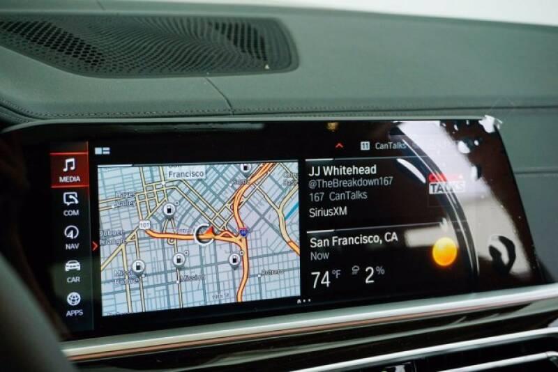 2020 BMW X7 xDrive40i (image 15)