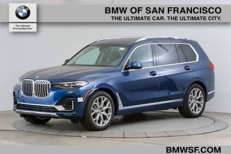 2020 BMW X7 xDrive40i (image 1)