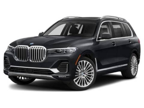 2020 BMW X7 xDrive40i for sale at BMW of San Francisco in San Francisco CA
