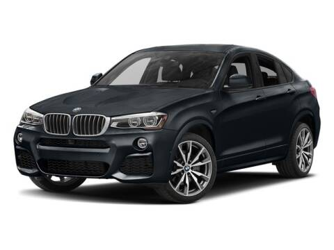 2017 BMW X4 M40i for sale at BMW of San Francisco in San Francisco CA