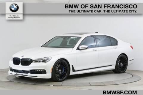 2017 BMW 7 Series ALPINA B7 xDrive for sale at BMW of San Francisco in San Francisco CA