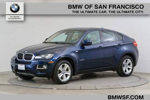 2014 BMW X6 xDrive35i for sale at BMW of San Francisco in San Francisco CA