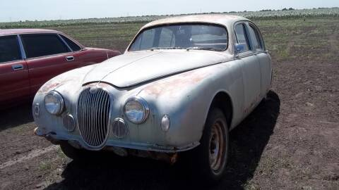 1959 Jaguar MK I for sale at South Texas Antique Rides LLC in Corpus Christi TX