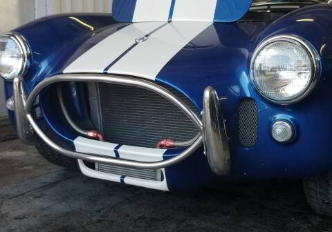 1966 Shelby Cobra for sale at South Texas Antique Rides LLC in Corpus Christi TX