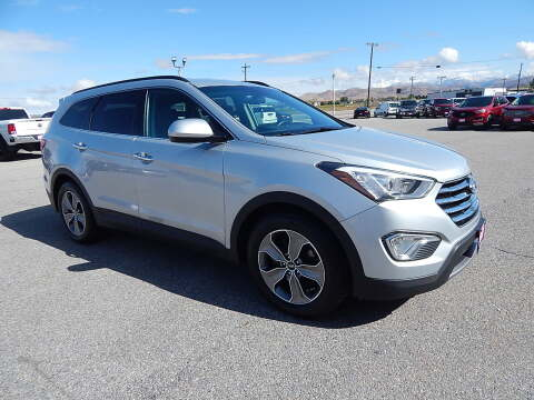 2015 Hyundai Santa Fe for sale at West Motor Company - West Motor Ford in Preston ID