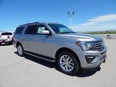 2020 Ford Expedition MAX for sale at West Motor Company - West Motor Ford in Preston ID
