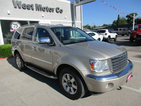 2009 Chrysler Aspen for sale at West Motor Company in Preston ID