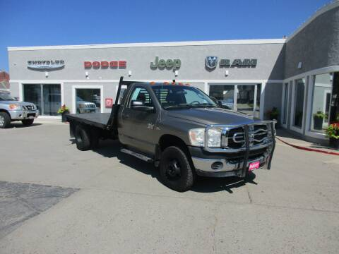 2007 Dodge Ram Chassis 3500 for sale at West Motor Company in Preston ID