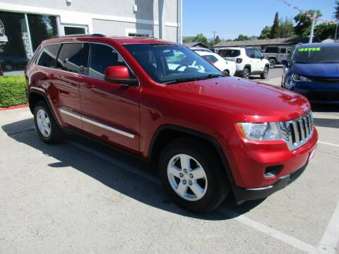 2011 Jeep Grand Cherokee for sale at West Motor Company in Preston ID