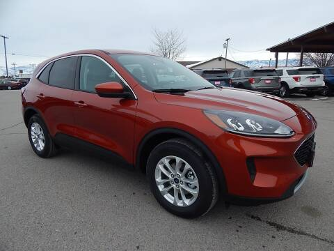 2020 Ford Escape for sale at West Motor Company - West Motor Ford in Preston ID