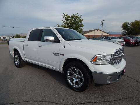 2017 RAM Ram Pickup 1500 for sale at West Motor Company - West Motor Ford in Preston ID