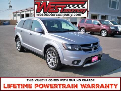 2019 Dodge Journey for sale at West Motor Company in Preston ID