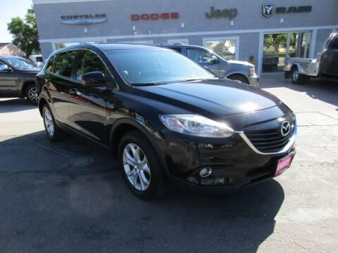 2013 Mazda CX-9 for sale at West Motor Company in Preston ID