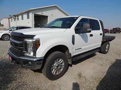 2018 Ford F-350 Super Duty for sale at West Motor Company - West Motor Ford in Preston ID