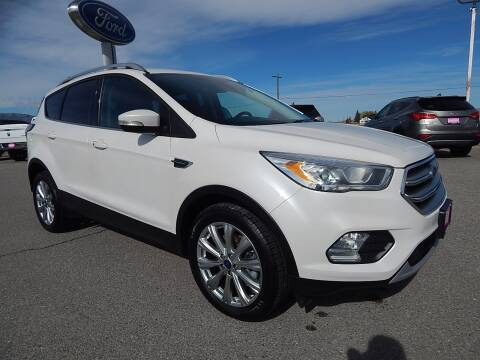 2017 Ford Escape for sale at West Motor Company - West Motor Ford in Preston ID