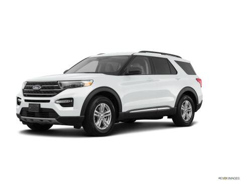 2020 Ford Explorer for sale at West Motor Company - West Motor Ford in Preston ID