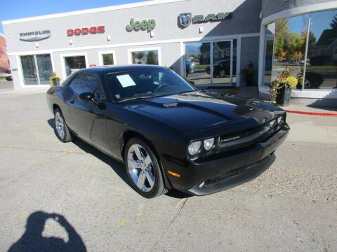 2011 Dodge Challenger for sale at West Motor Company in Preston ID