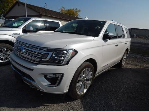 2018 Ford Expedition for sale at West Motor Company - West Motor Ford in Preston ID