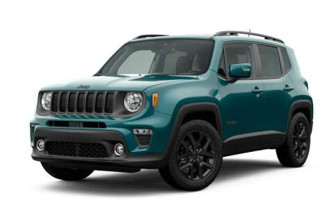 2020 Jeep Renegade for sale at West Motor Company in Preston ID