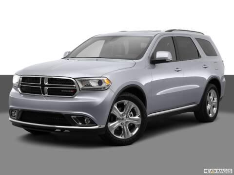 2014 Dodge Durango for sale at West Motor Company in Preston ID