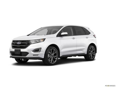 2016 Ford Edge for sale at West Motor Company - West Motor Ford in Preston ID