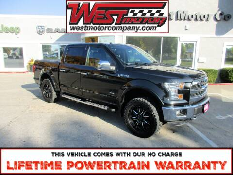 2015 Ford F-150 for sale at West Motor Company in Preston ID