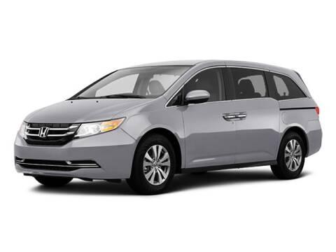 2016 Honda Odyssey for sale at West Motor Company in Preston ID