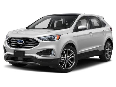 2020 Ford Edge for sale at West Motor Company - West Motor Ford in Preston ID