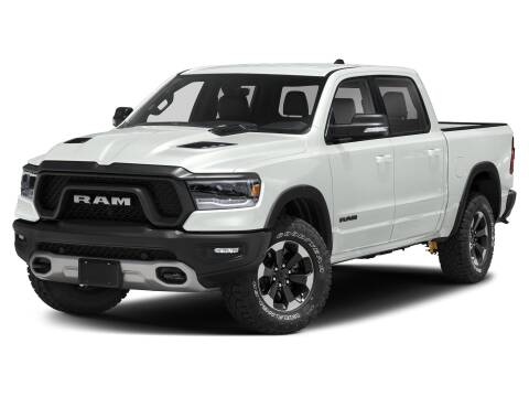2021 RAM Ram Pickup 1500 for sale at West Motor Company in Preston ID