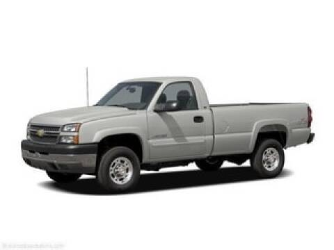 2006 Chevrolet Silverado 2500HD for sale at West Motor Company - West Motor Ford in Preston ID
