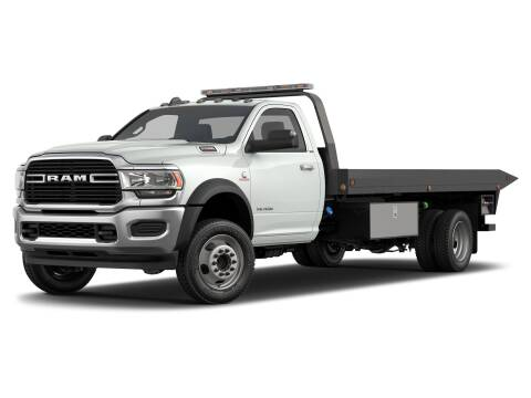 2020 RAM Ram Chassis 5500 for sale at West Motor Company in Preston ID