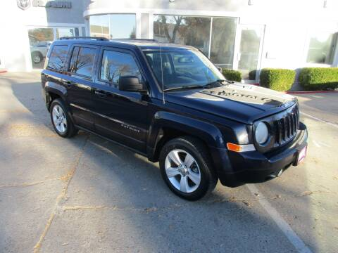 2013 Jeep Patriot for sale at West Motor Company in Preston ID