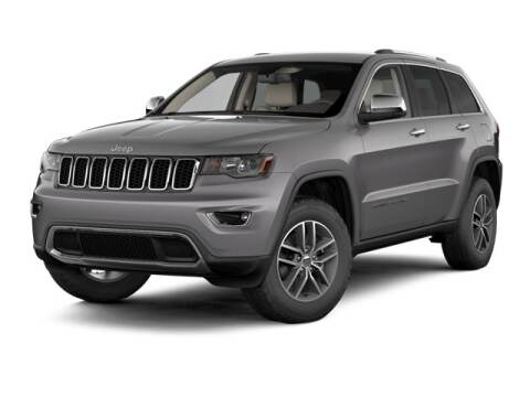 2017 Jeep Grand Cherokee for sale at West Motor Company in Preston ID