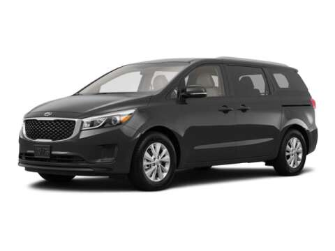 2016 Kia Sedona for sale at West Motor Company in Preston ID