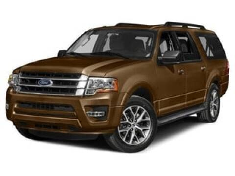 2017 Ford Expedition EL for sale at West Motor Company - West Motor Ford in Preston ID
