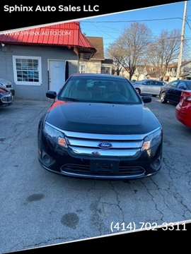 2011 Ford Fusion S for sale at Sphinx Auto Sales LLC in Milwaukee WI