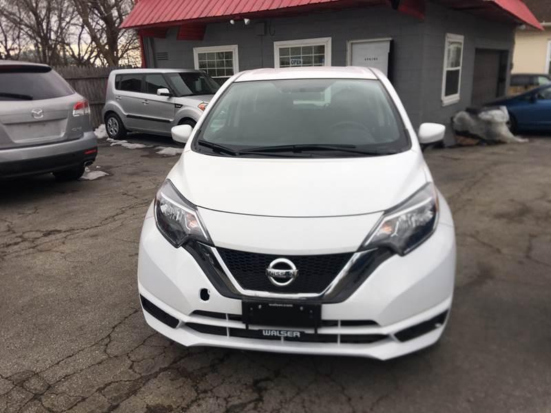 2018 Nissan Versa Note S (image 2)