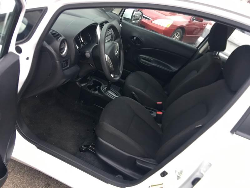 2018 Nissan Versa Note S (image 15)