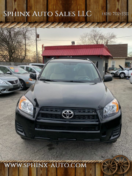 2011 Toyota RAV4 for sale at Sphinx Auto Sales LLC in Milwaukee WI