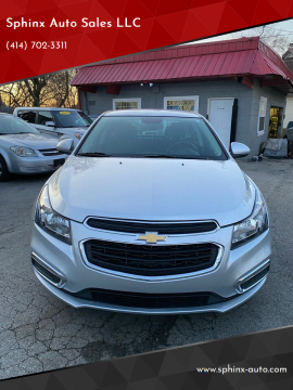 2016 Chevrolet Cruze Limited 1LT Auto for sale at Sphinx Auto Sales LLC in Milwaukee WI
